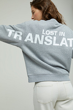 SWEATER LOST IN TRANSLATION