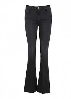 FLORA FLARED JEANS