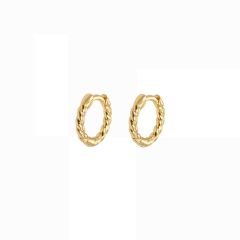 TWISTED HOOPS X-SMALL