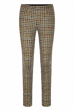 PENNY HOUNDSTOOTH CHECK GREEN