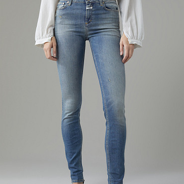 JEANS LIZZY MID BLUE
